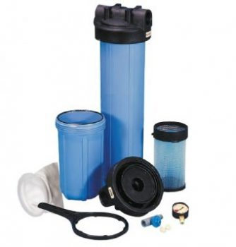 PBH bag filter housing sizing guide from Siga filtration.